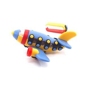 PLAN DE TRAVAIL Mini Jet Plane