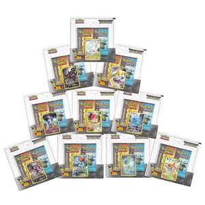 CARTE A COLLECTIONNER Carte Pokemon - Lot de 10 DUOPACKS Assortis en VF