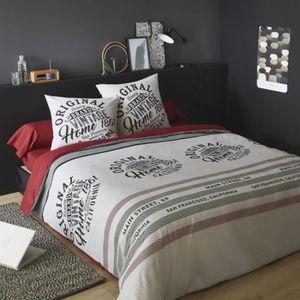 housse de couette vintage achat vente housse de couette vintage pas cher soldes d s le 10. Black Bedroom Furniture Sets. Home Design Ideas