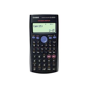 CALCULATRICE Casio FX-350ES Calculatrice scientifique 10 chiffr