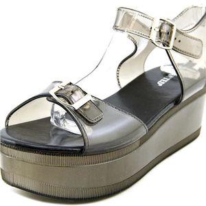 Femmes Wanted Shoes Gumdrop Sandales Compensées zUc20Bn64y
