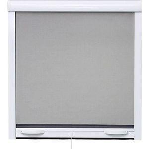MOUSTIQUAIRE OUVERTURE Moustiquaire de fenêtre en aluminium - H145 x L125