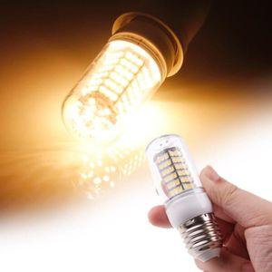 AMPOULE - LED Ampoule LED SMD 3528 E27 10W lumière blanche chaud