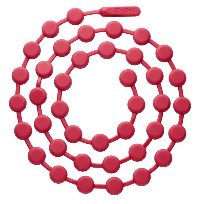 TEFAL INGENIO PROFLEX Poids à tarte K1196214 rouge
