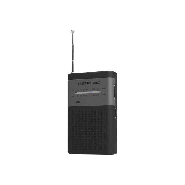 MET 477214 Radio FM de poche