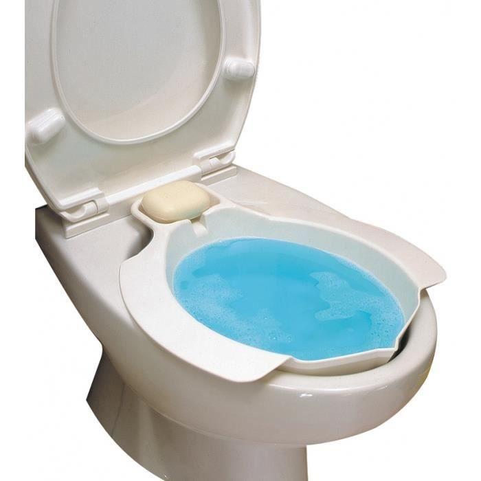 Bidet plastique adaptable sur wc achat vente toilette for Changer une cuvette de wc