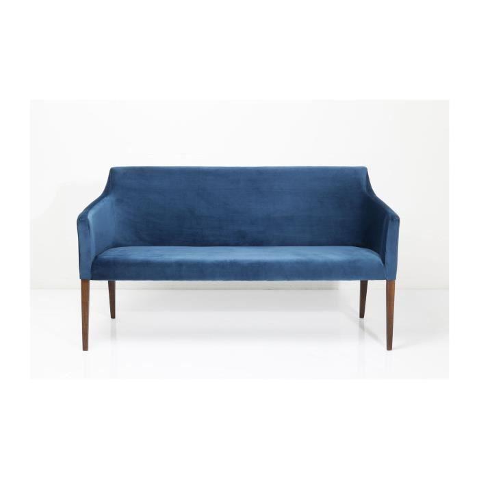 banquette mode velours bleu petrole kare design Résultat Supérieur 48 Incroyable Banquette Bleu Stock 2017 Kgit4
