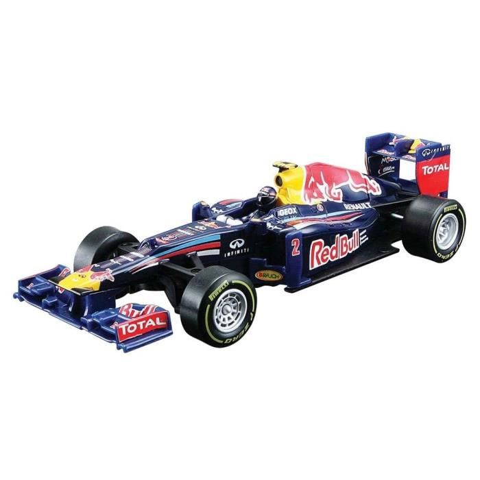 formule 1 red bull renault radiocommand achat vente voiture camion cdiscount. Black Bedroom Furniture Sets. Home Design Ideas