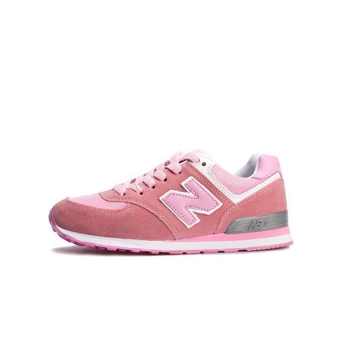 Basket chaussures Les nouveaux hommes et femmes occasionnels chaussures de sport chaussures de course--gris L4hEz