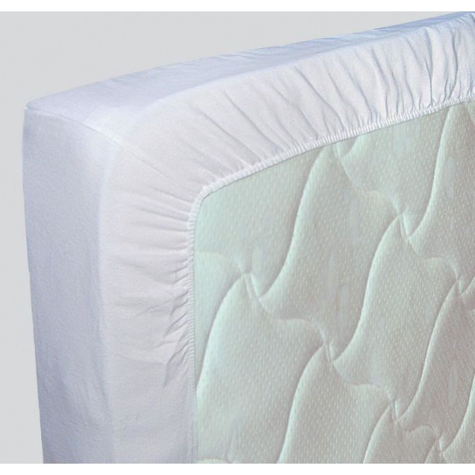 Protection Matelas Impermeable Camille Couleur Blanc Taille