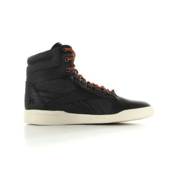 Reebok - Sl fitness ultralite Noir et orange rouille - Achat   Vente basket  - Cdiscount a799fbe68f