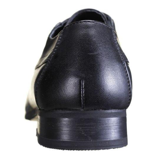 Achat Vente Reservoir Noir Derby Yvan Chaussure Derbies Shoes FqSFRw