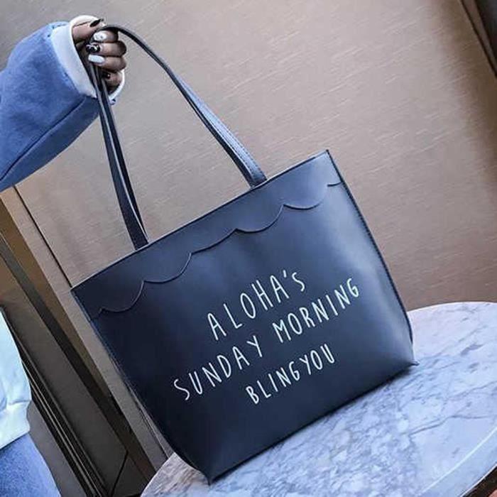 Pour 15139 Sac Main Cuir Bag Fourre Messenger À tout D'impression Satchel De Mode Sacs En Ladies Épaule Femmes XSXpTqrBx