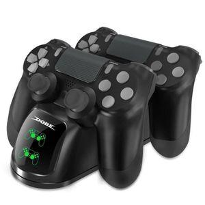 CHARGEUR CONSOLE PS4 contrôleur Chargeur, DualShock 4 Station de Ch