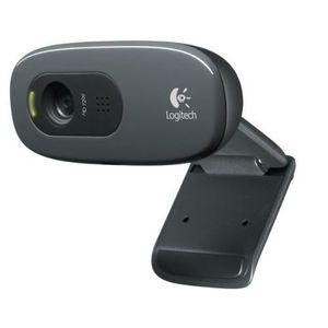 WEBCAM LOGITECH HD WEBCAM C270 WEBCAM HD AVEC MICROPHO...