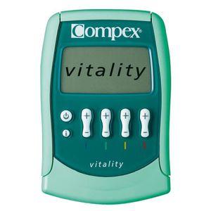 ACCESSOIRE ÉLECTROSTIM COMPEX Electrostimulateur VITALITY