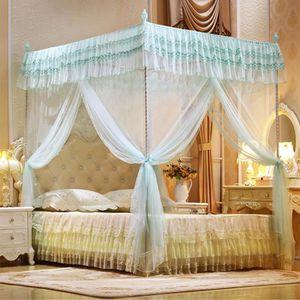 grand lit moustiquaire achat vente pas cher. Black Bedroom Furniture Sets. Home Design Ideas