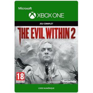 JEU XBOX ONE À TÉLÉCHARGER The Evil Within 2 Jeu Xbox One à télécharger