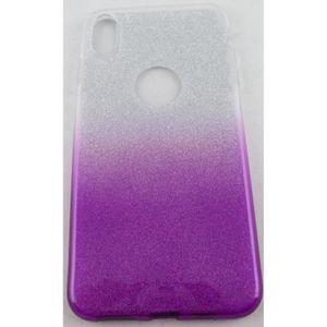 iphone xs max coque violet