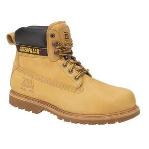 bas prix prix de gros super pas cher Chaussures de securite caterpillar s3