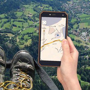 SMARTPHONE Nomu 5'' smartphone résistant à la poussière incas