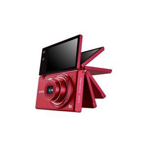 APPAREIL PHOTO COMPACT SAMSUNG MV800 rouge Appareil photo numérique