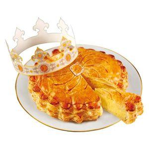 BRIOCHE La galette du bon Roi Louis surgelée - 500g