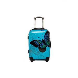 VALISE - BAGAGE Valise Taille Cabine 55cm 4 roues -
