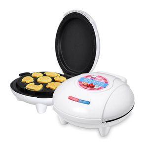 CRÊPIÈRE ÉLECTRIQUE Mini machine à gâteau 1000w Machine à pain automat