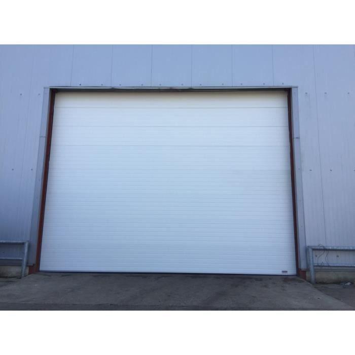 Porte Sectionnelle Industrielle 4mx4m Achat Vente Accessoire De