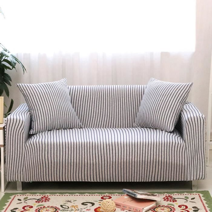 housse de canape avec accoudoir achat vente housse de canape avec accoudoir pas cher. Black Bedroom Furniture Sets. Home Design Ideas