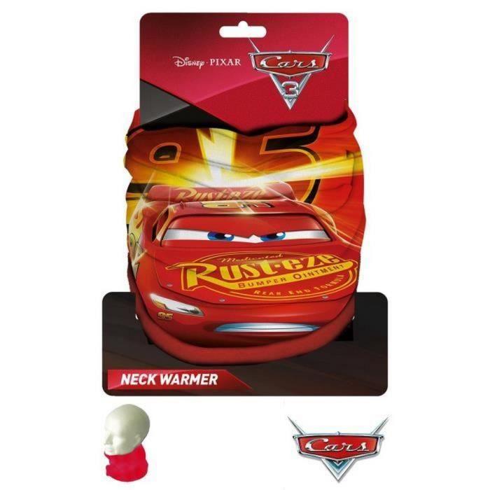 6248f0cbb280 Cache col Cars Disney enfant Snood GUIZMAX - Achat   Vente echarpe ...