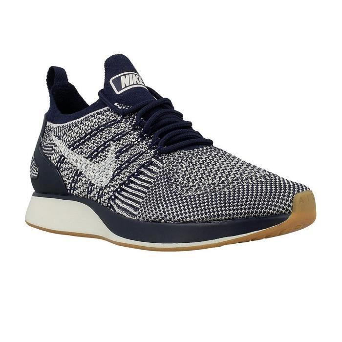 Nike - Baskets Air Zoom Mariah Flyknit Racer - 918264 Noir Noir - Achat / Vente basket  - Soldes* dès le 27 juin ! Cdiscount