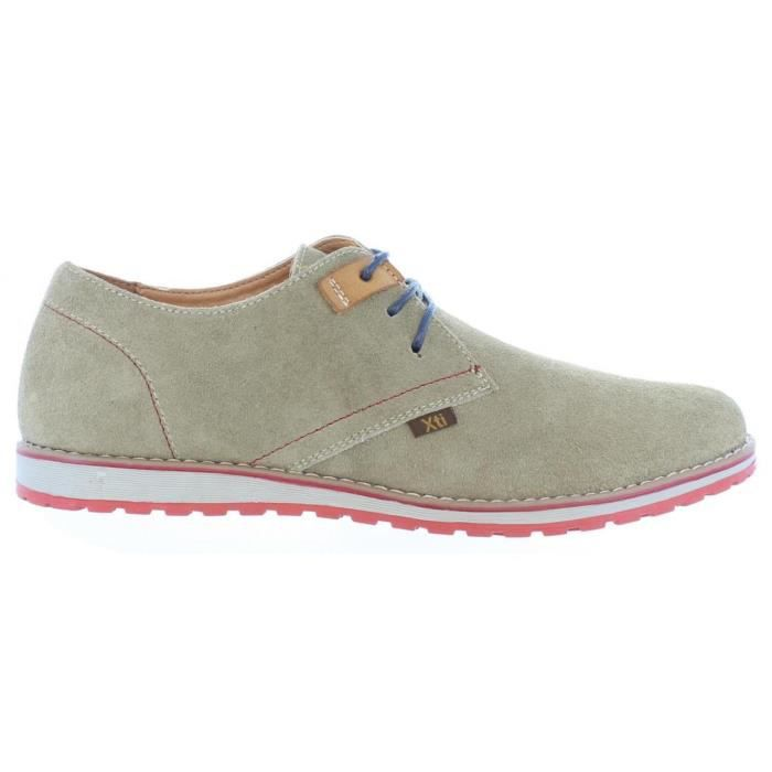 Chaussures pour Homme XTI 45958 SERRAJE TAUPE