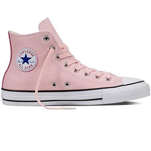Converse Chuck Taylor All Star Pro Backed Suede en toile rose Salut vapeur - rose - Glow Chaussures de skate naturelles MC860 39 1-2
