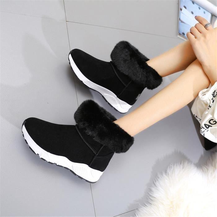 Neige Et Temps Froid Froid Poids Léger Chaussures Plus De Cachemire Classique t1SxDJHl