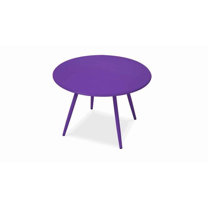 Table Basse De Jardin Pas Cher