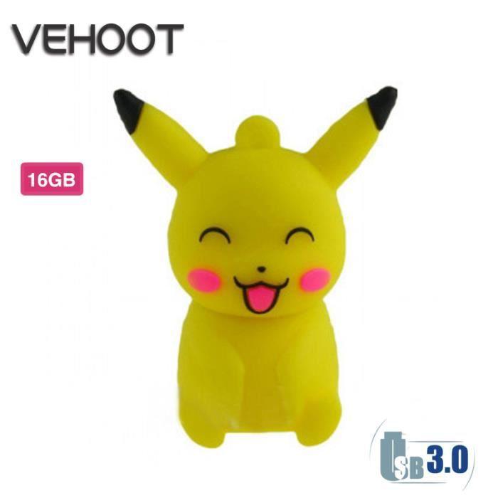 Cle usb pikachu prix pas cher soldes d s le 10 - Dessin pikachu mignon ...
