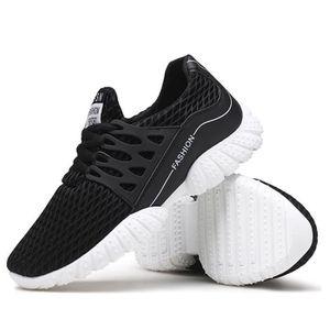 Basket Homme Ultra Léger Chaussures De Sport Durable BJ-XZ125Gris41 95y1HDTok