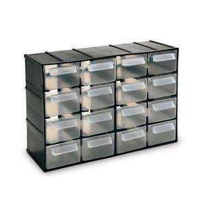 meuble tiroir plastique catgorie bac de rangement du. Black Bedroom Furniture Sets. Home Design Ideas