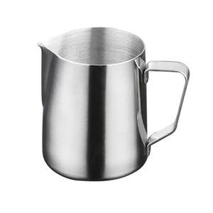 MOUSSEUR À LAIT  1000ml en acier inoxydable mousser le lait Jug Lat