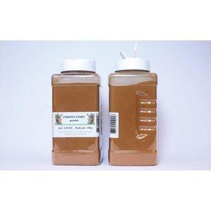 EPICE - HERBE Piment fort poudre  pot PET FLAPPER 1l de 400 g…