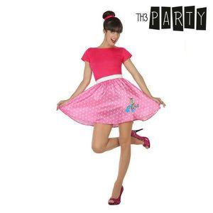 DÉGUISEMENT - PANOPLIE Déguisement pour femme années 50 Rose - Costume Ta