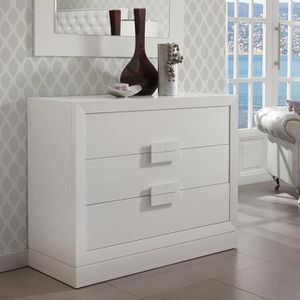 Commode chambre adulte 3 tiroirs - Achat / Vente pas cher
