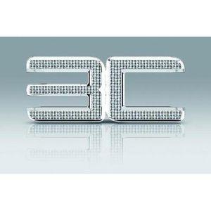 DÉCORATION VÉHICULE Embleme BC Diamants - ADN-Destock
