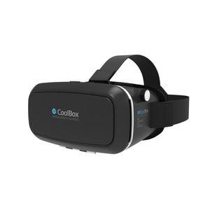 CASQUE RÉALITÉ VIRTUELLE CoolBox COO-VR3D-01, Casque de réalité virtuelle p