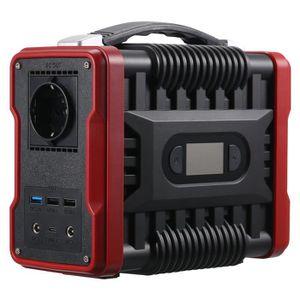 CLÔTURE - GRILLAGE 250 W Portable Power Supply Générateur Solaire Sta