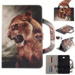 HOUSSE TABLETTE TACTILE Tablette Etui Pour Samsung Galaxy Tab A6 10.1