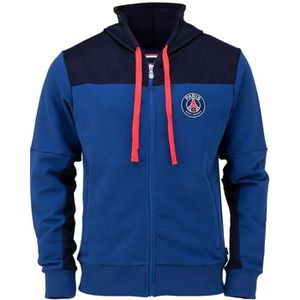 SWEAT-SHIRT DE FOOTBALL Sweat capuche zippé PSG - Collection officielle Pa