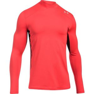 6bed4cd14 T-SHIRT DE COMPRESSION Under Armour ColdGear Reactor Fitted Long Sleeve B